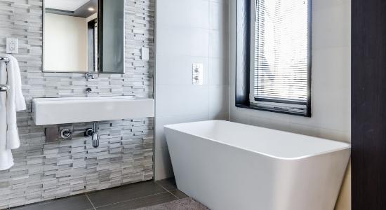 Reformas de baños pequeños De Nivel